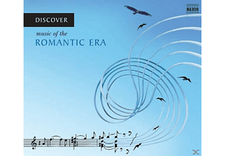 Discover Music Of The Romantic Era - 2 CD - Hörbuch