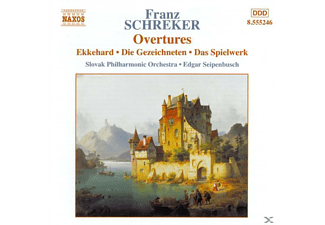 Slovak Po, Edgar/spo Seipenbusch - Ouvertüren - (CD)