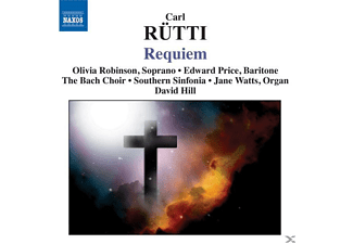 Hill, Southern Symphony, Fuge, Hill/Robinson/Price/Bachchoir - Requiem - (CD)