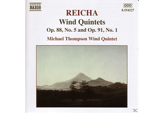 Michael Wind Quintet Thompson - Bläserquintette - (CD)