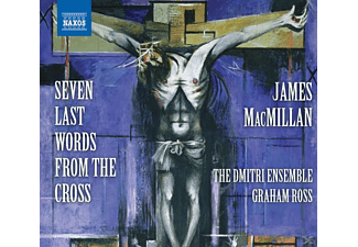 Dmitri Ensemble, Graham/dmitri Ensemble Ross - Seven Last Words From The Cross - (CD)