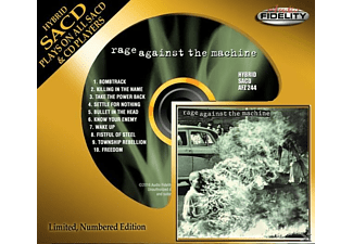 Rage Against The Machine - Rage Against The Machine - (SACD Hybrid)