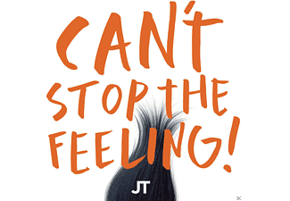 Justin Timberlake - Can't Stop the Feeling! (Original Song from DreamW - (5 Zoll Single CD (2-Track))