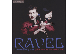 Joint Venture Percussion Duo - Dances And Fairy Tales - (CD)
