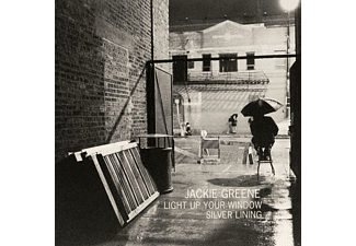 Jackie Greene - Light Up Your Window - (Vinyl)