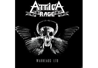 Attica Rage - Warheads LTD - (CD)