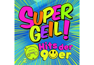 VARIOUS - Supergeil!-Hits Der 90er - (CD)