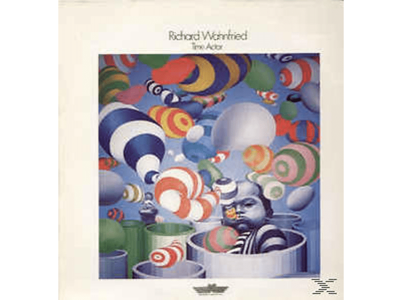 Richard Wahnfried - Time Actor [CD]