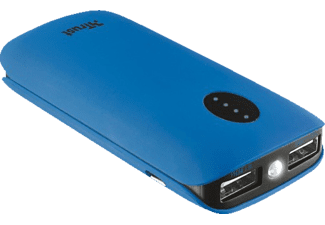 TRUST Leon Powerbank 5200 Portable Charger Blue - (20382)