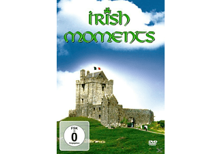 VARIOUS - Irish Moments - (DVD)