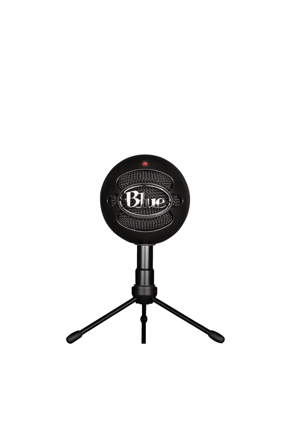 BLUE MICROPHONES Snowball iCE Black USB Mikrofon Schwarz