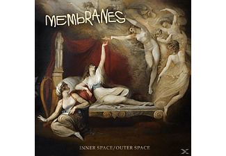 The Membranes - Inner Space/Outer Space - (CD)