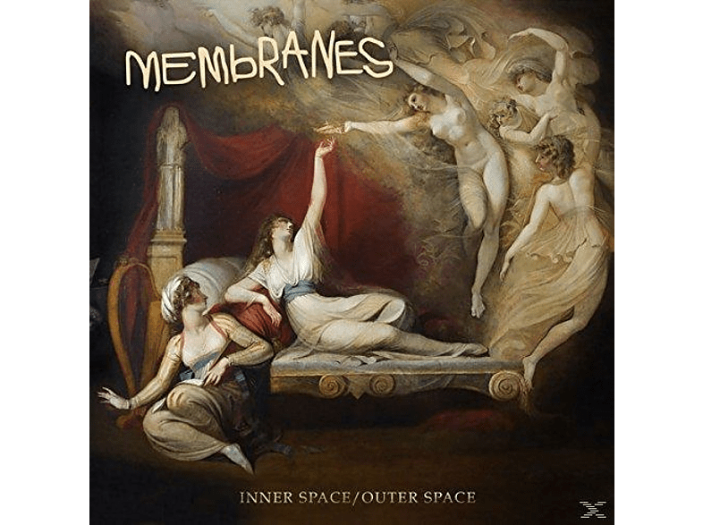 The Membranes - Inner Space/Outer Space [Vinyl]