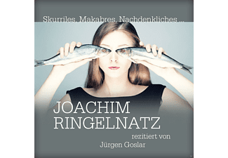 Ringelnatz Box - 3 CD - Anthologien/Gedichte/Lyrik