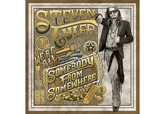 Steven Tyler - We're All Somebody From Somewhere - (CD)