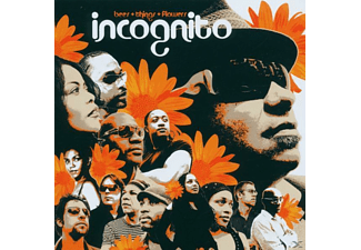 Incognito - BEES & THINGS & FLOWERS - (CD)