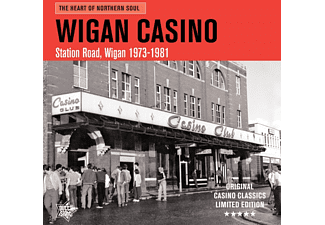 VARIOUS - Wigan Casino (Station Road, Wigan 1973-'81) - (Vinyl)