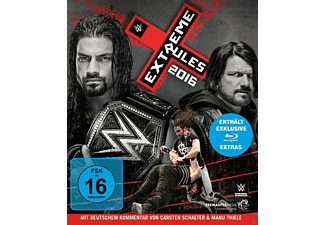 WWE - Extreme Rules 2016 - (Blu-ray)