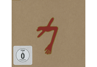 The Swans - The Glowing Man (2CD+DVD) [CD + DVD Video]