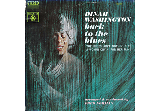 Dinah Washington - BACK TO THE BLUES - (Vinyl)