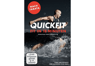Quickfit - Fit in 18 Minuten - (DVD)
