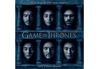 Ramin Djawadi - Game of Thrones (Music from the HBO Series-Vol.6) - (CD)