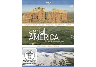 Aerial America - Amerika von Oben: Southwest Collection - (Blu-ray)
