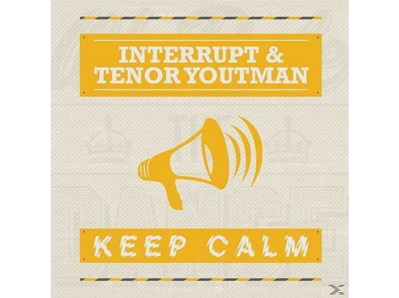 Interrupt - keep calm [Vinyl]