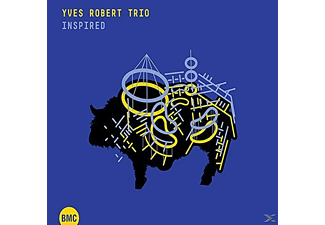 Yves Robert Trio - Inspired - (CD)