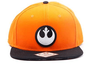 Star Wars Snapback Cap The Resistance Logo