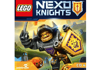 UNIVERSUM FILM GMBH Lego Nexo Knights Cd 4