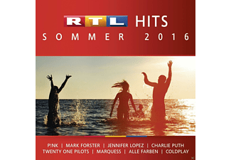 VARIOUS - RTL Hits Sommer 2016 - (CD)