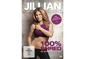 100% Shred - So schlank wie nie - (DVD)
