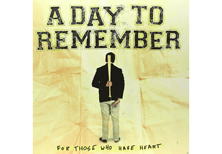 A Day To Remember - For Those Who Have Heart (Ltd.Vinyl) - (Vinyl)