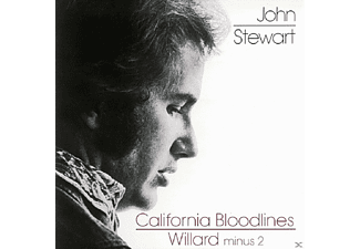John Stewart - California Bloodlines - (CD)