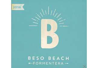 VARIOUS - Beso Beach Formentera 2016 - (CD)