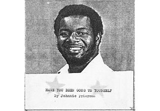 Johnnie Frierson - Have You Been Good To Yourself - (LP + Download)