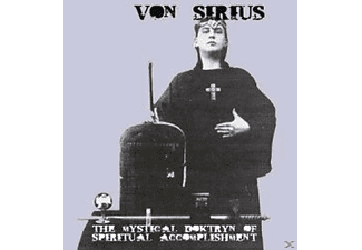 Von Sirius - The Mystical Doktryn Of Spiritual A - (CD)