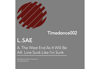 L.Sae - The West End As It Will Be/Line S - (Vinyl)