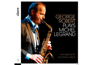 George Robert - George Robert spielt Michel Legrand - (CD)