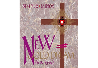 Simple Minds - New Gold Dream  (Pure Audio Blu-Ray) - (Blu-ray Audio)