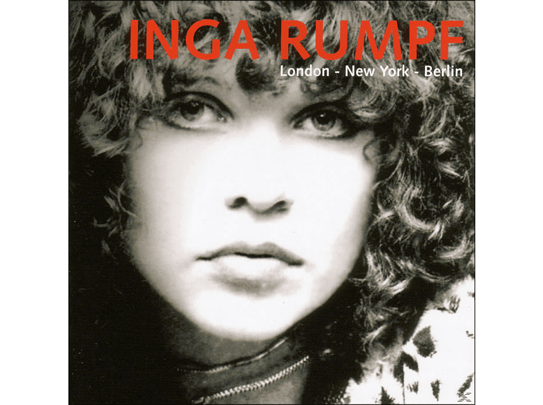 Inga Rumpf - London-New York-Berlin [CD]