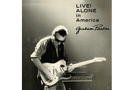 Graham Parker - Live! Alone In America [CD]