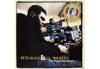Pete Rock & C.L. Smooth - The Main Ingredient - (Vinyl)