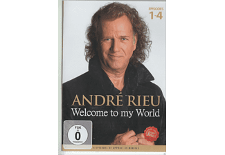 André Rieu - Welcome To My World - (DVD)