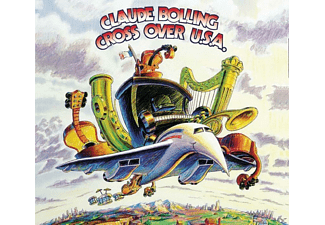 Claude Bolling - Cross Over USA - (CD)