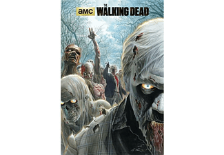 The Walking Dead Poster Zombie Horde