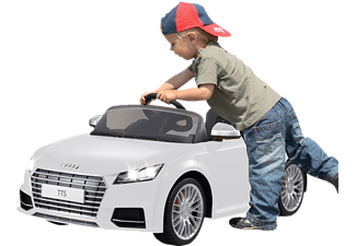 JAMARA 405039 Audi TTS Roadster Ride-On Car Weiß