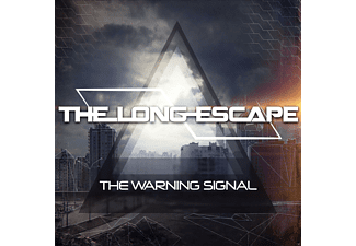 Long Escape - The Warning Signal - (CD)