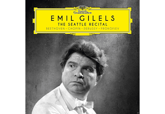 Emil Gilels - The Seattle Recital - (CD)